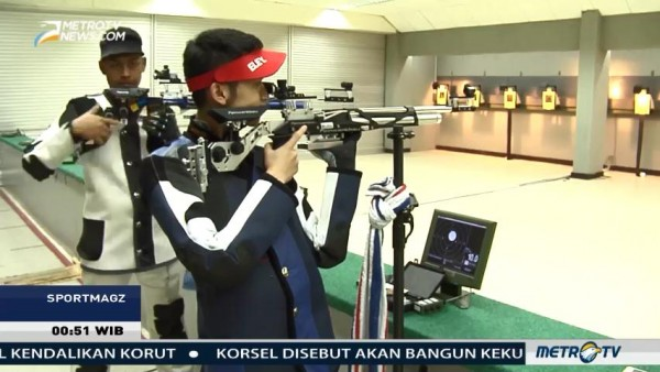 Menanti Debut Naufal Mahardika di Sea Games 2017