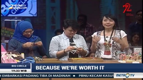 Because We're Worth It (1)
