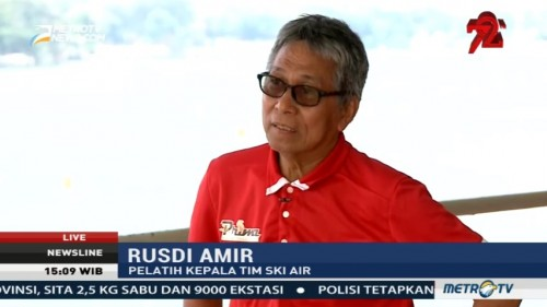 Ski Air Targetkan Emas di SEA Games 2017