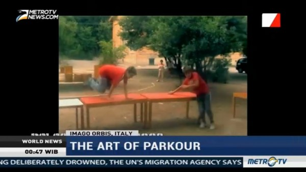 The Art of Parkour
