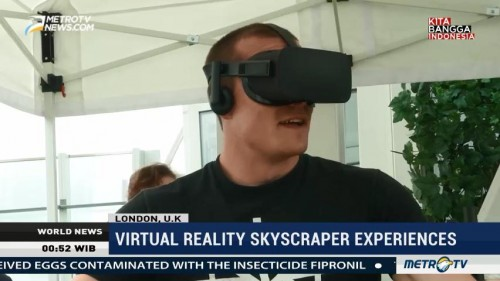 Virtual Reality Skyscraper Experience