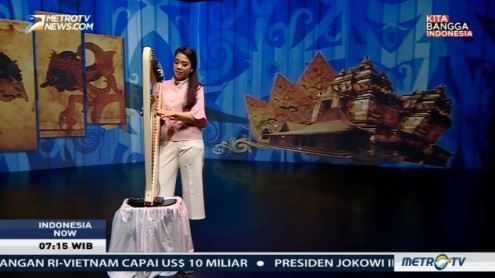Interview with Indonesian Harp Master Maria Pratiwi