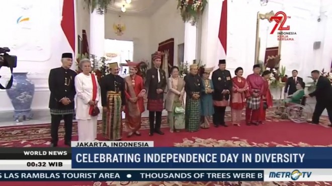 Celebrating Independence Day in Diversity