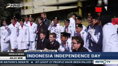 Canberra Celebrates Indonesia Independence Day