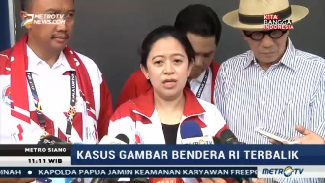 Indonesia Minta Buku Panduan SEA Games Ditarik