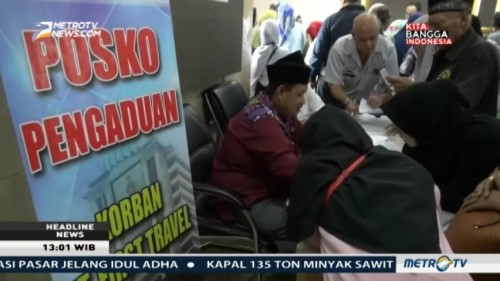 1.164 Korban First Travel Sudah Mengadu ke Crisis Center