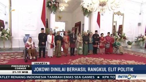 Warna-warni Indonesia di Istana