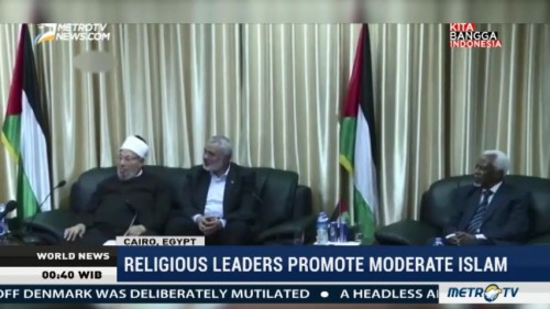 Islamic Religious Leaders Promote Moderate Islam