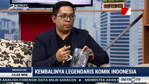 Kembalinya Legendaris Komik Indonesia (1)