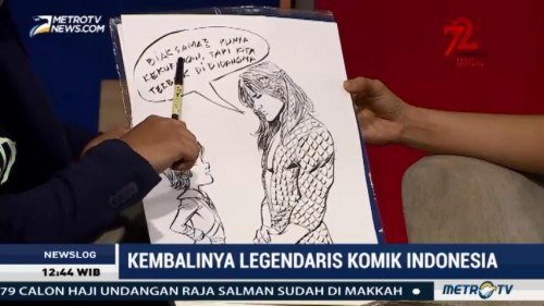 Kembalinya Legendaris Komik Indonesia (2)