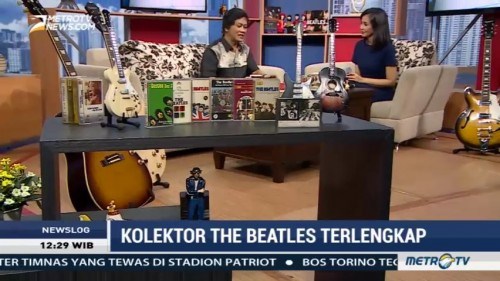 Kolektor The Beatles Terlengkap (2)