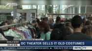 DC Theater Sells It Old Costumes