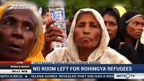 No Room Left for Rohingya Refugees