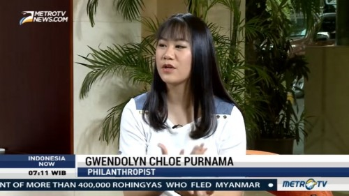 Interview with Gwendolyn Chloe Purnama