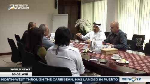 Qatar Ambassador to Indonesia: Qatar is in Good Condition