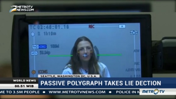 Passive Polygraph Takes Lie Detection into 21st Century