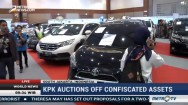 KPK Auctions of Confiscated Assets