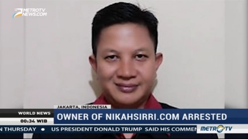 Owner of Nikahsirri.com Arrested