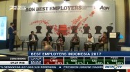Bank BNI Raih Best Employers Indonesia 2017