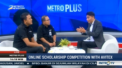 Online Scholarship Competition with Avitex 2017 (2)