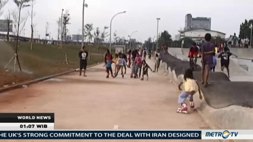 Child-Friendly Integrated Public Spaces