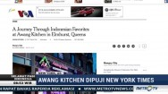 New York Times Puji Restoran Indonesia di AS