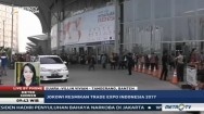 Jokowi Buka Trade Expo Indonesia 2017