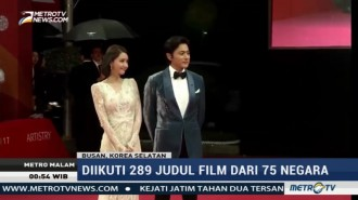 Busan International Film Festival ke-22 Digelar