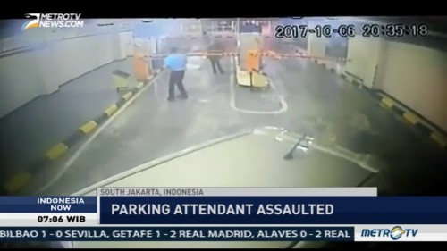 Soldier Fires Gun to Frighten Parking Attendant in Gandaria City Mall