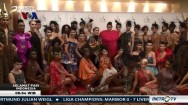 Kain Tenun Khas NTT Tampil di Couture New York Fashion Week