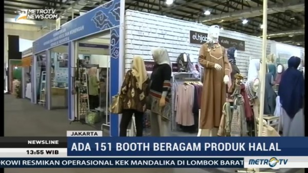 151 Booth Ramaikan International Halal Lifestyle Expo and Conference 2017