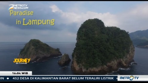 Journey: Paradise in Lampung (1)