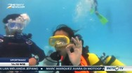 Serunya Belajar Diving