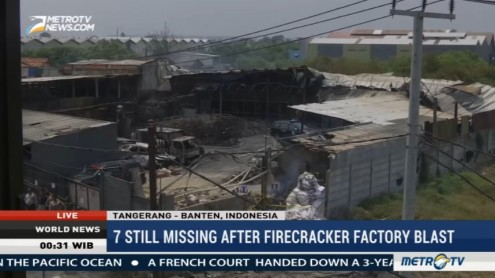 7 Still Missing After Firecracker Factory Blast