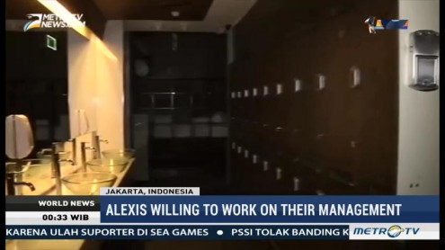 Alexis Willing to Work on Their Management
