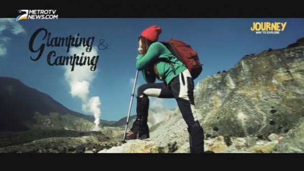 Journey: Glamping & Camping