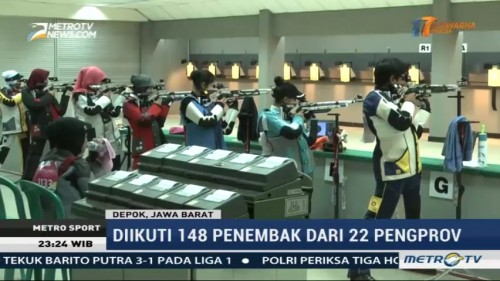 148 Atlet Menembak Ikuti Test Event Asian Games 2018