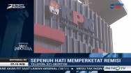 Sepenuh Hati Memperketat Remisi