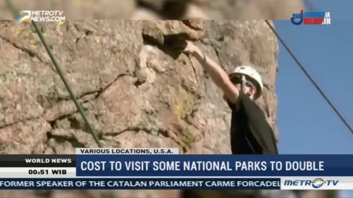 Cost to Visit Some US National Parks to Double