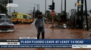 Flash Floods in Athens Leave at Least 14 Dead