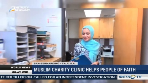 Muslim Charity Clinic Helps People of All Faiths in California