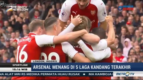 Arsenal Dihantui Rekor Buruk di Derby London Utara