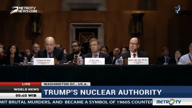 Trump's Nuclear Authority