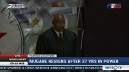 Mugabe Resigns After 37 Years in Power
