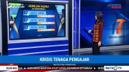 Data Jumlah Guru di Indonesia