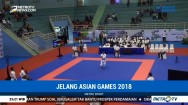 249 Karateka Ikuti Test Event Asian Games 2018