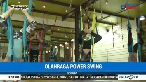 Olahraga Power Swing