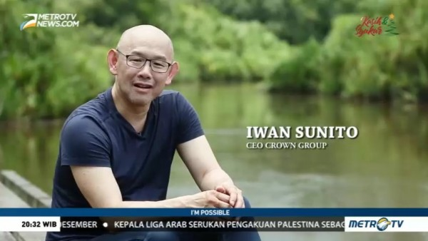 I'm Possible Goes to Sydney: Inspirasi Iwan Sunito (1)
