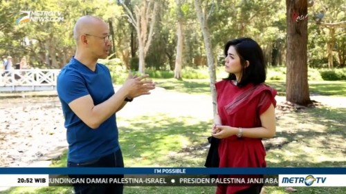 I'm Possible Goes to Sydney: Inspirasi Iwan Sunito (2)