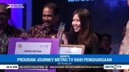 Program 'Journey' Metro TV Raih Penghargaan APWI 2017
